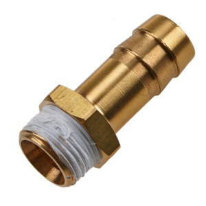 Brass Hose Adaptor Internal