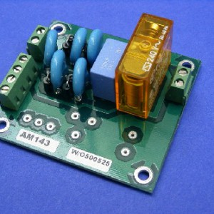 PCB (with pump relay only)