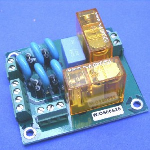 PCB (with pump and high level alarm relay)