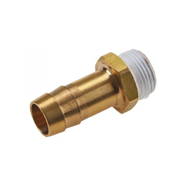 Brass Hose Adaptor External